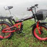 Продам электро велосипед, Новосибирск