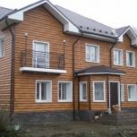 Отделка фасадов: все виды сайдинга, керамогранит, панели, кирпич, Новосибирск
