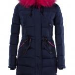Новая зимняя куртка, пуховик, 46 р-р, Новосибирск