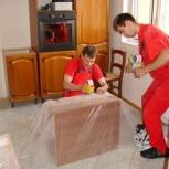 Грузчики мебельщики упаковка мебели, Новосибирск