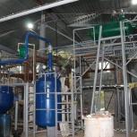 Оборудование рециклинга жидких химических отходов, Новосибирск
