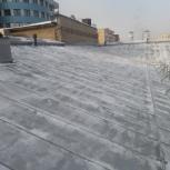 Сброс снега с крыш, Новосибирск