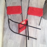 Продам складные стулья, Новосибирск