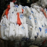 Дорого покупаем отходы ПВД, ПНД, ПП, Новосибирск