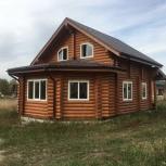 Продам дом 103 м.кв. из бревна с гарантией, Новосибирск