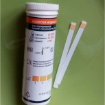 Тест полоски pH для определения кислотно-щелочного баланса жидкостей, Новосибирск