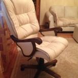 Офисное кресло для руководителей, Новосибирск