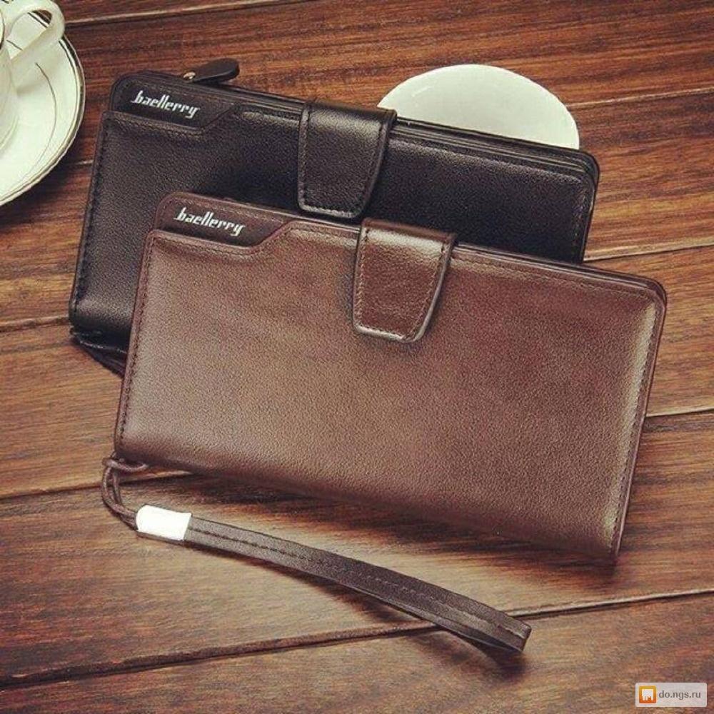 e7a2b8f1591b Baellerry Business кожаный клатч (портмоне) фото, Цена - 899.00 руб ...