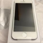 iPhone 5S Silver (новый, pre-owned), Новосибирск