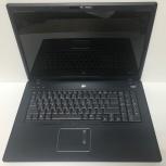 """Ноутбук DNS M771S с экраном 17,3"""", Новосибирск"""