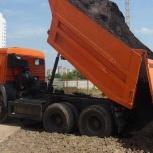 Доставка земли, перегной, торф, песок, Новосибирск