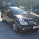 Аренда новых автомобилей NISSAN от 1 суток, Новосибирск