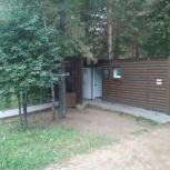 Туалет общественный, Новосибирск
