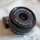 Fujifilm XF 18/2 R, Новосибирск