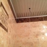 Ремонт, отделка, недорого. Плитка, кафель, керамогранит, обои, потолки, Новосибирск