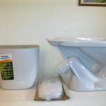 Продам унитаз SANTERI  WC  PAN  COMPACT, Новосибирск