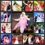 Свадьбы, юбилеи, тамада и ди-джей, Новосибирск