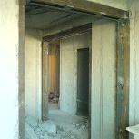 Смонтирую или демонтирую в квартире а также долблю и режу, Новосибирск