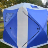 палатка зимняя утеплённая, Новосибирск