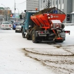 Предлагаем песко-соляную смесь 20 процентов соли, Новосибирск
