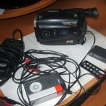 видеокамера JVС, Новосибирск