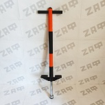 Тренажёр-кузнечик Pogo Stick до 40 кг, оранжевый, Новосибирск