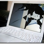 Замена модуля матрицы ноутбука, Новосибирск