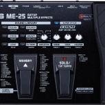 Boss me 25 гитарный процессор., Новосибирск