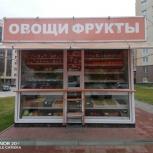 Киоск р.п.Кольцово, Новосибирск