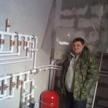 Монтаж систем отопления ,водоснабжения, канализации, Новосибирск