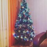 Елка искусственная новый год, Новосибирск