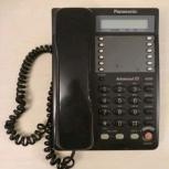 Стационарный телефонный аппарат Panasonic, Новосибирск