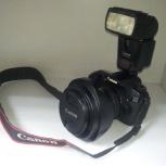 фотоаппарат Canon EOS 60D + Canon EF17-40mm + Canon 430EX2, Новосибирск