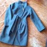 Пальто шерсть. очень качественная ткань, Новосибирск