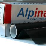 ALPINA  HP автомобильная тонировочная пленка Оптовые поставки, Новосибирск