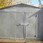 Куплю металлический гараж, Новосибирск