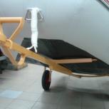 Тележка для лодок, квадроциклов, скутеров, Новосибирск