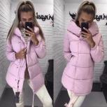 Зимняя теплая куртка пуховик Зефирка, Новосибирск
