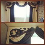 Дизайн и пошив штор, Новосибирск