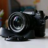 Фотоаппарат Fujifilm XT 1, Новосибирск