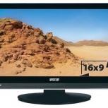 16'' (41см) Mystery MTV-1605W LCD HD SECAM, Новосибирск