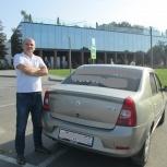 Аренда автомобиля с водителем, Новосибирск