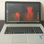 Ноутбук HP Envy Touch-Scr 17-j141nr-3,4 ггц, Новосибирск