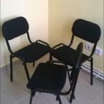 Продам офисные стулья Новые 3 шт, Новосибирск
