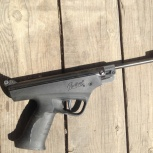 Пистолет пневматический, Новосибирск