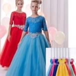 Платье праздничное новое прокат выпускной, Новосибирск