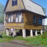 Установим Ваш дом на винтовые сваи, Новосибирск