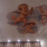 Натяжные потолки, Новосибирск