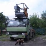 Услуги автовышки, Новосибирск