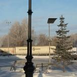 продам фонарный столб металлический 3,8 метров, Новосибирск